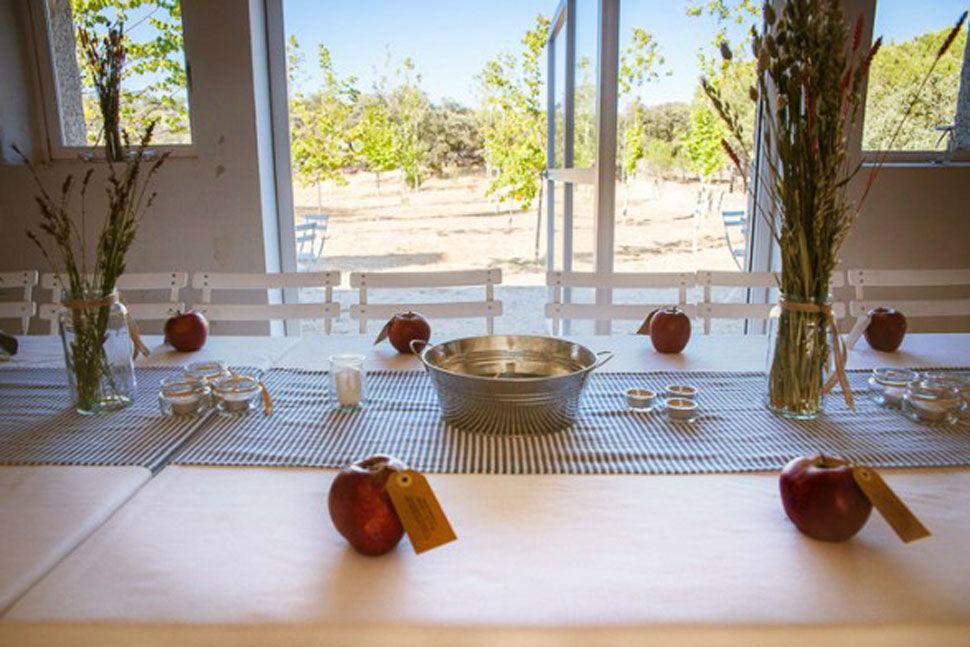 Decoración de las mesas Instagram, FB y TW: @naraconnection www.naraconnection.com