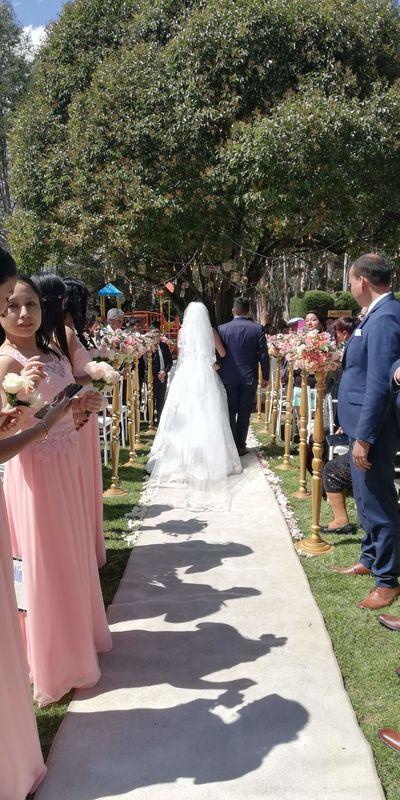 Carmen Huamán Wedding Planner & Fashion Designer