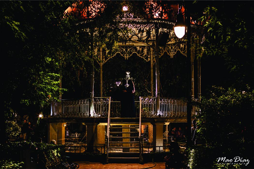 Jardín de San Marcos, Aguascalientes.