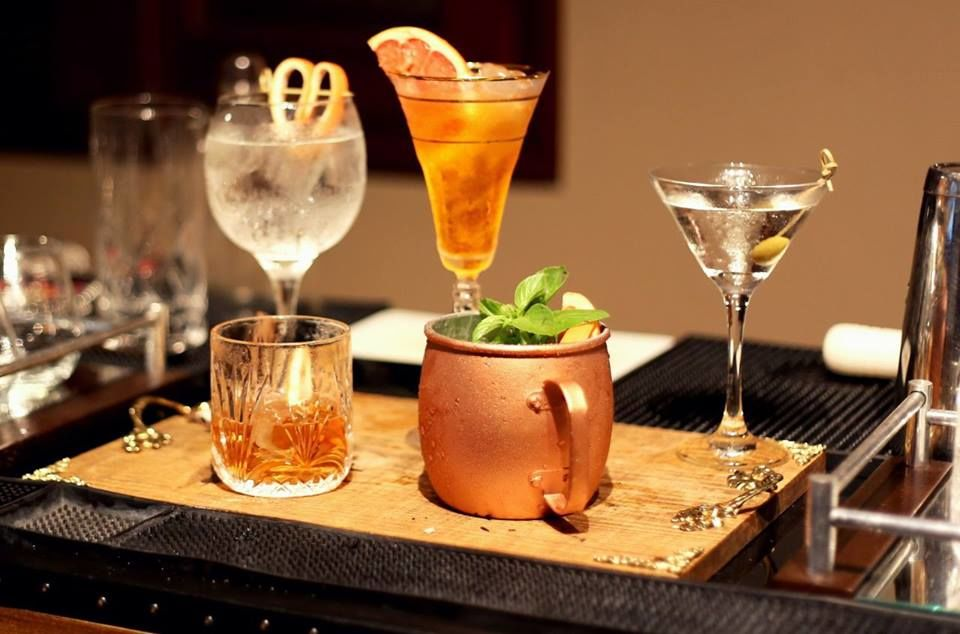 Central Cocktail