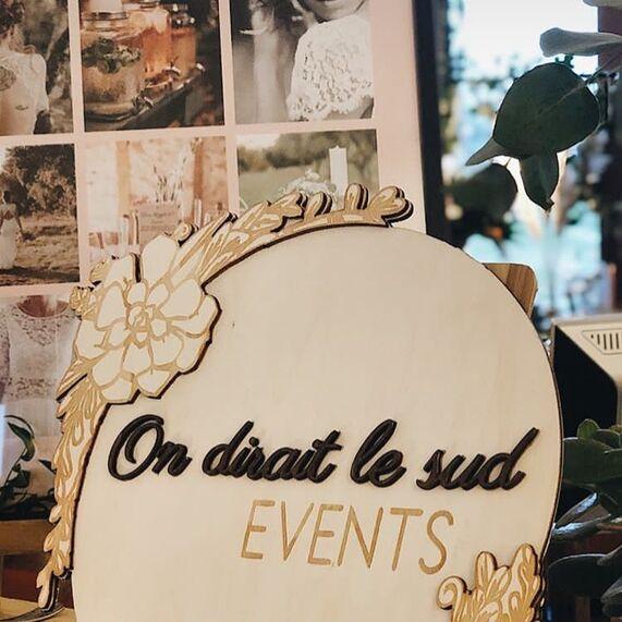 """""""On dirait le sud"""" Events"""