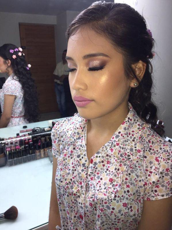 Sharon Vera Makeup
