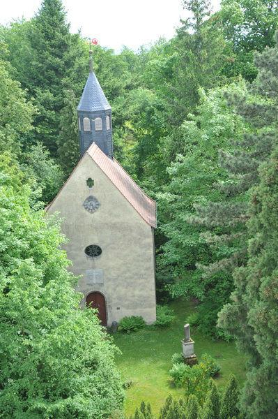 Kapelle - Schlosshotel Hohenstein.