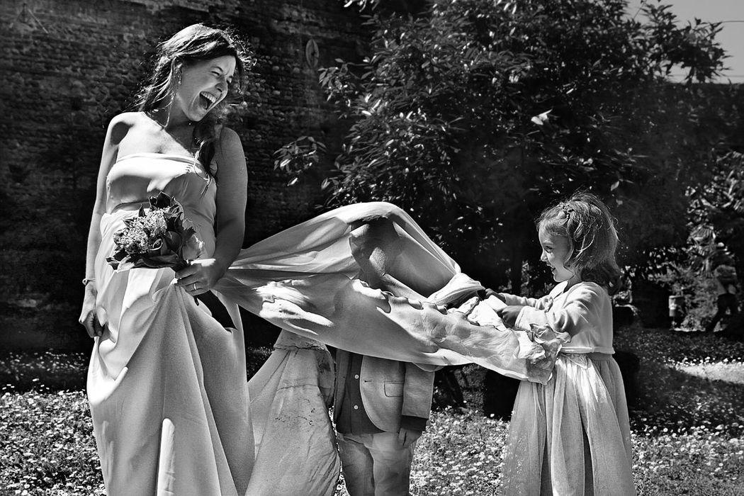 Matrimonio al Castello di Trezzo sull'Adda
