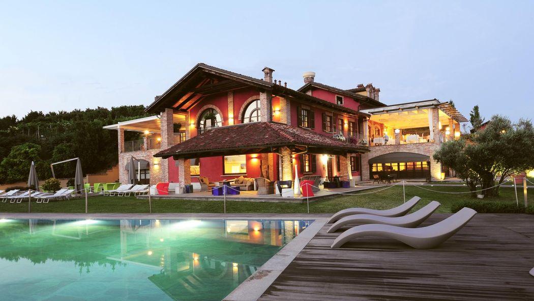 La Madernassa Resort - location per matrimonio