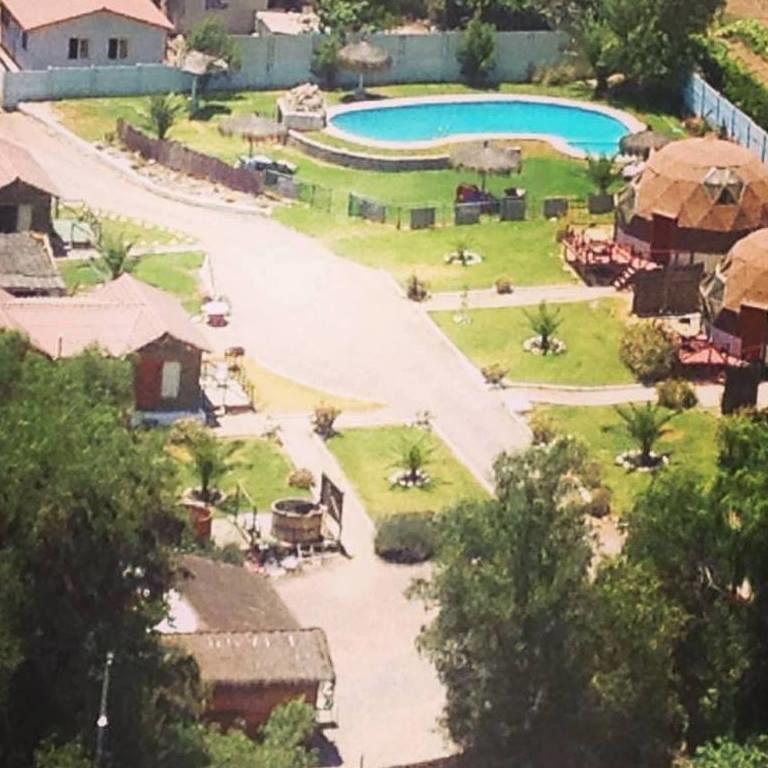 Rucka-Inn Domos & Cabañas