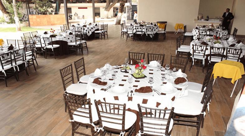 Casa Club del Académico, restaurante en Distrito Federal