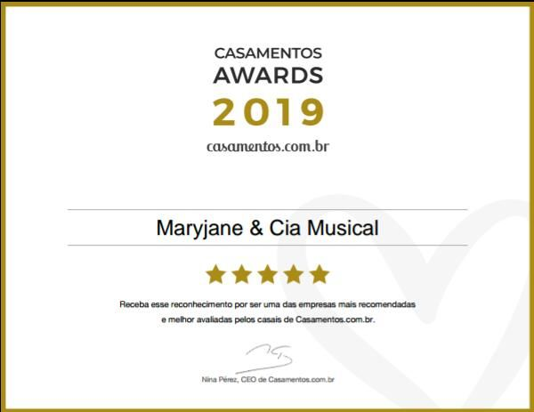 Maryjane & Cia. Musical Orquestra