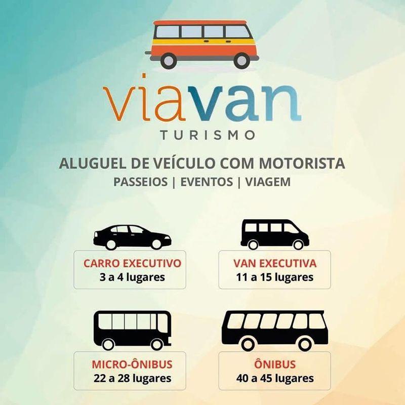 Via Van Turismo