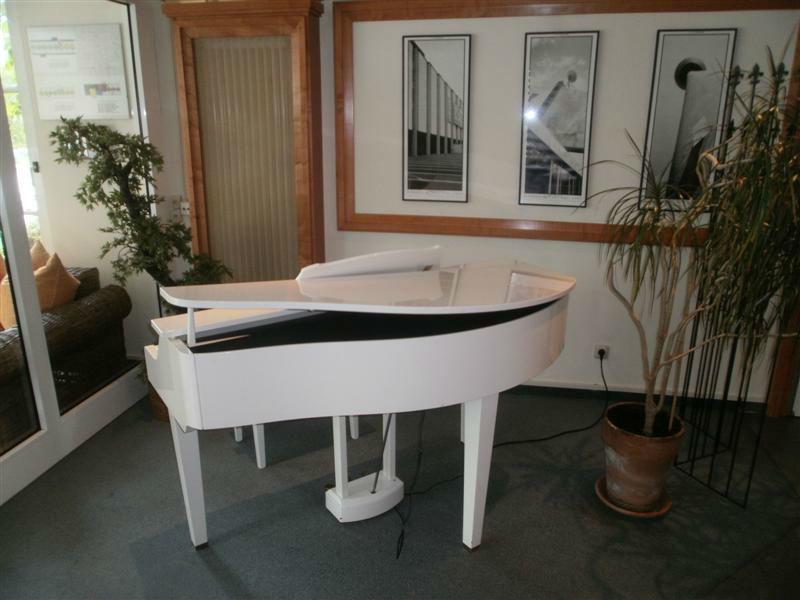 Beispiel: Piano, Foto: Schlosshotel Breitenfeld.