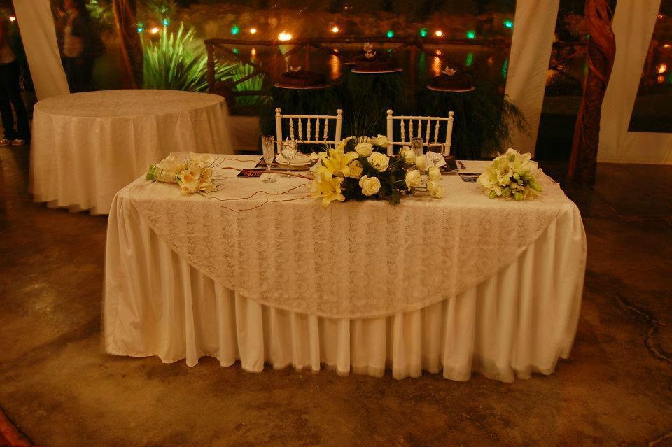 Salón para bodas en Guadalajara - Foto Quinta María José