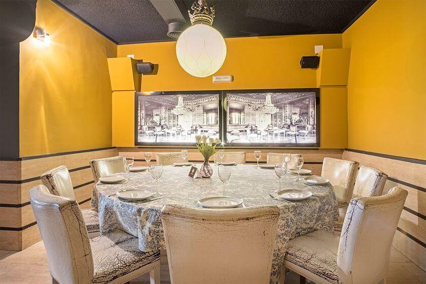 Restaurante Palacio de Anglona