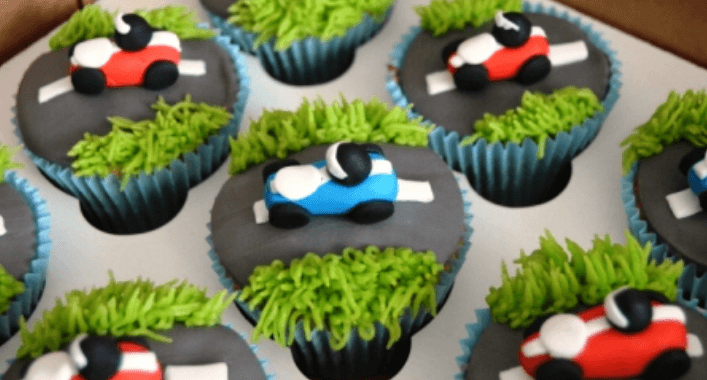 The cupcakes world