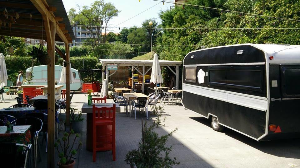 Maraca loca piano ardiente food truck