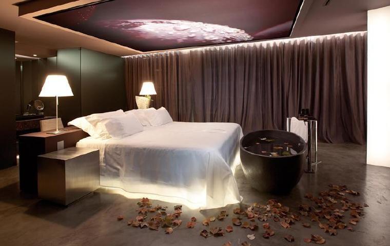 Beispiel: Designhotels, Foto: Escapio.