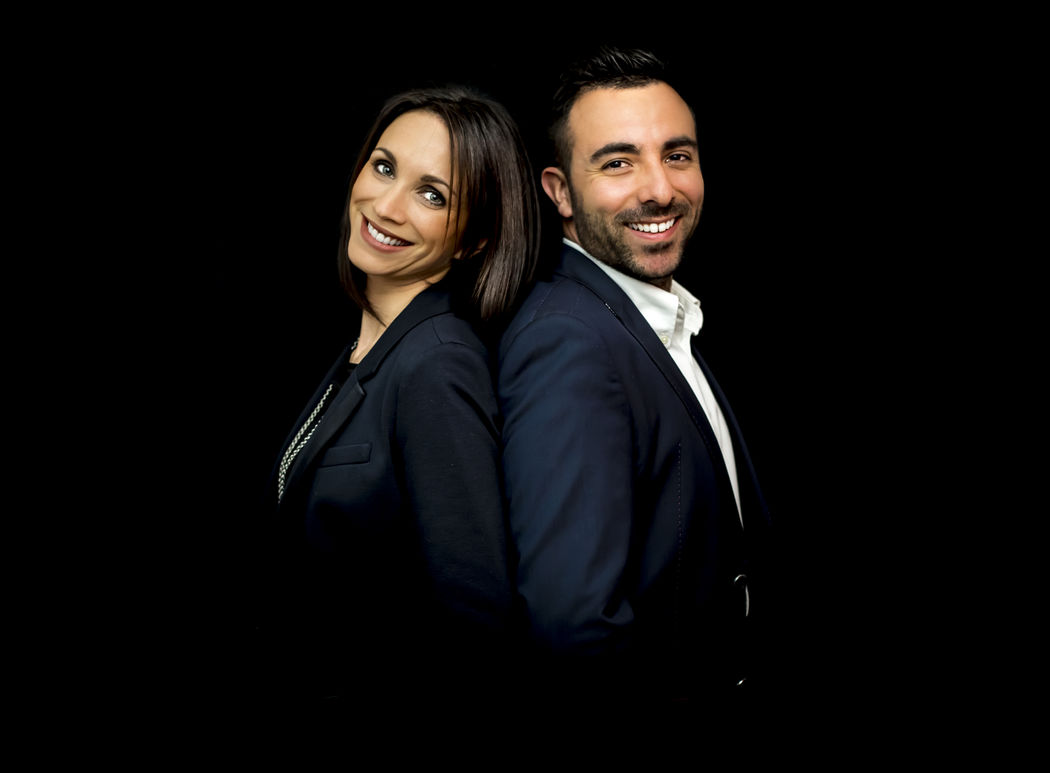 Sandra & Arnaud - Photo Studio