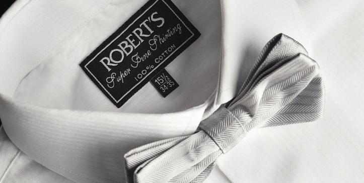Camisas y accesorios para novios en Robert's de Guanajuato
