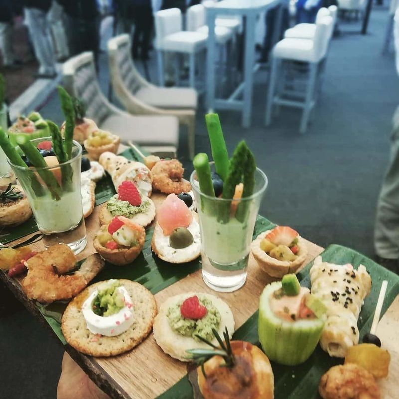 The Red Mango - Catering