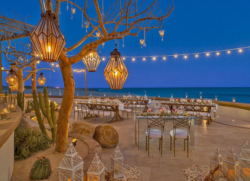 Romantic & magical Wedding