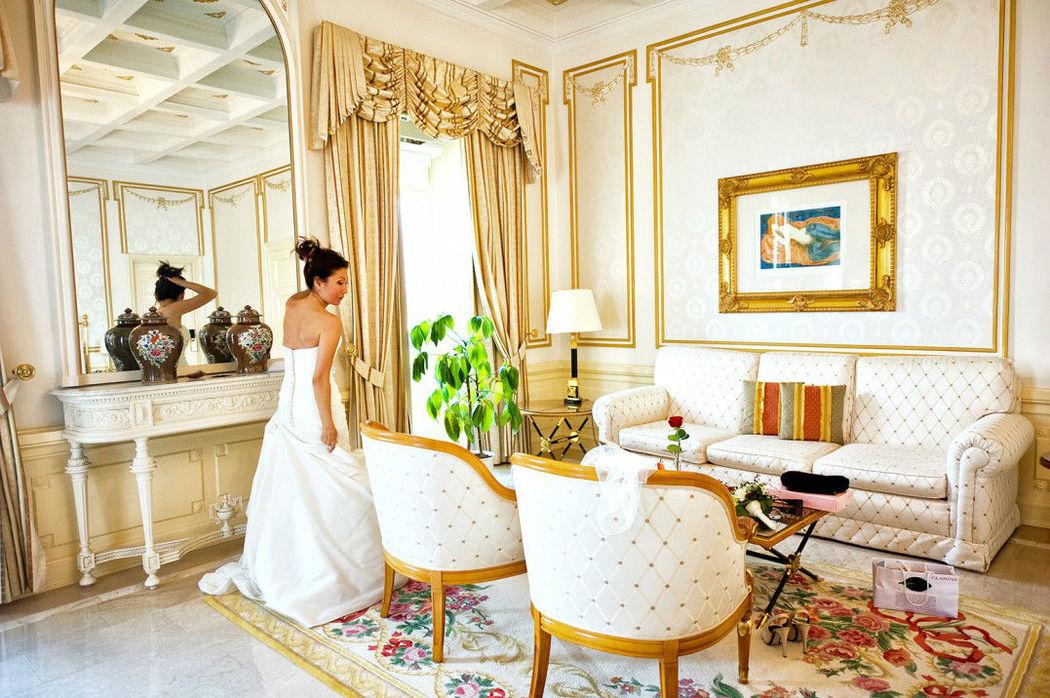 Beispiel: Fotos von den Vorbereitungen, Foto: Weddingpix.