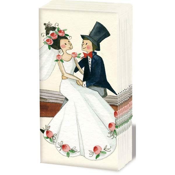 Beispiel: Für Freudentränen, Foto: Sweet Wedding Hochzeitsdekoration.