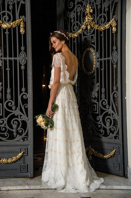 Vestido Ana Cecília