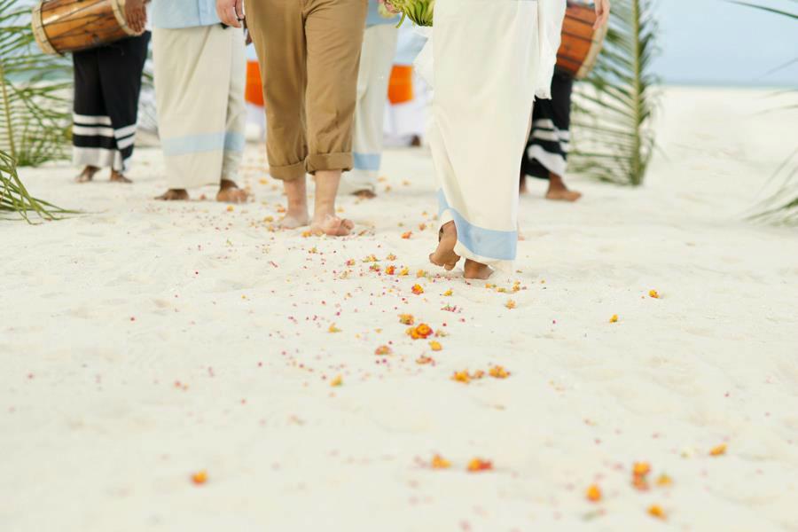 Beispiel: Die etwas anderen Hochzeitsfotos, Foto: Andrea Kuehnis Photography.