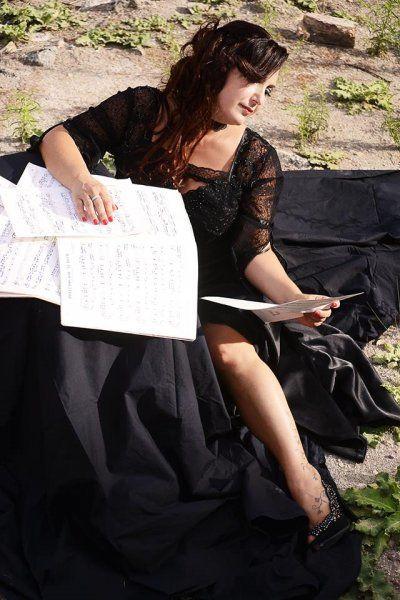 Soprano Patrizia Ferragina