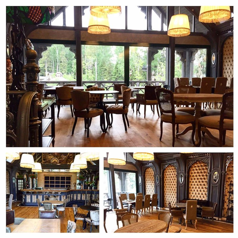 Ресторанно-банкетный комплекс «Жан Реми»