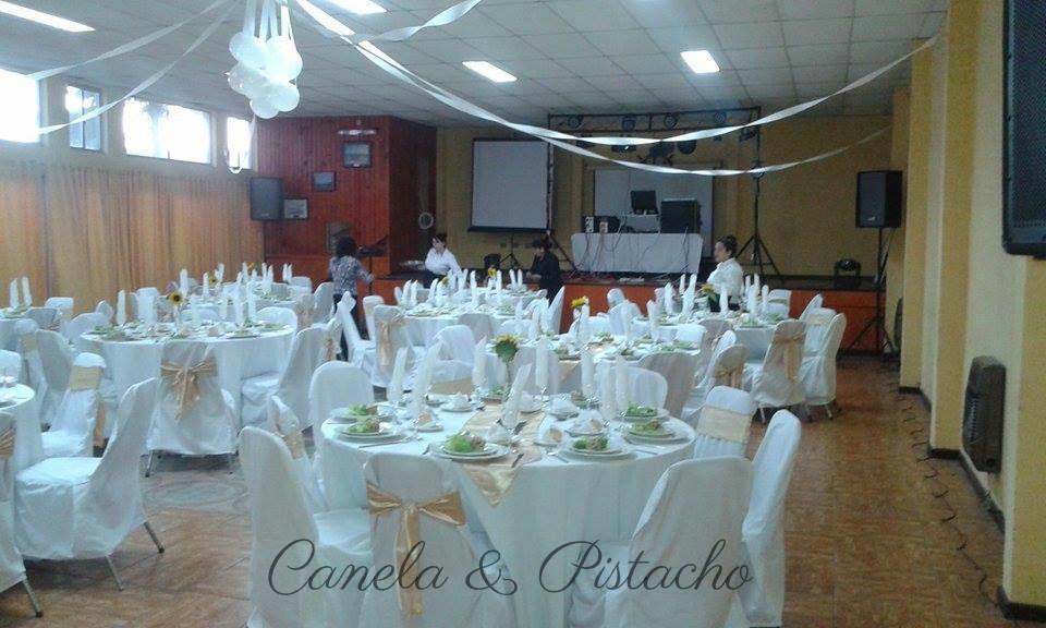 Canela & Pistacho