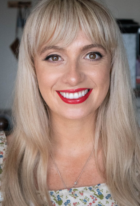 Piccola Biondina - Makeup