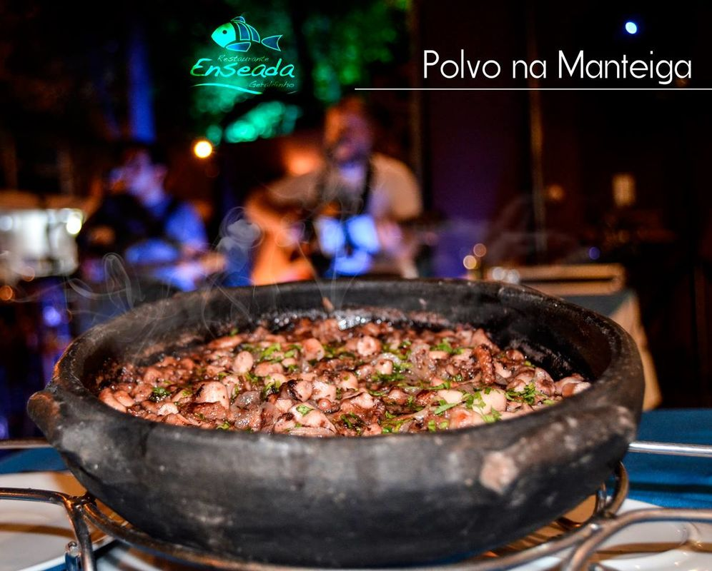 Restaurante Enseada Geraldinho