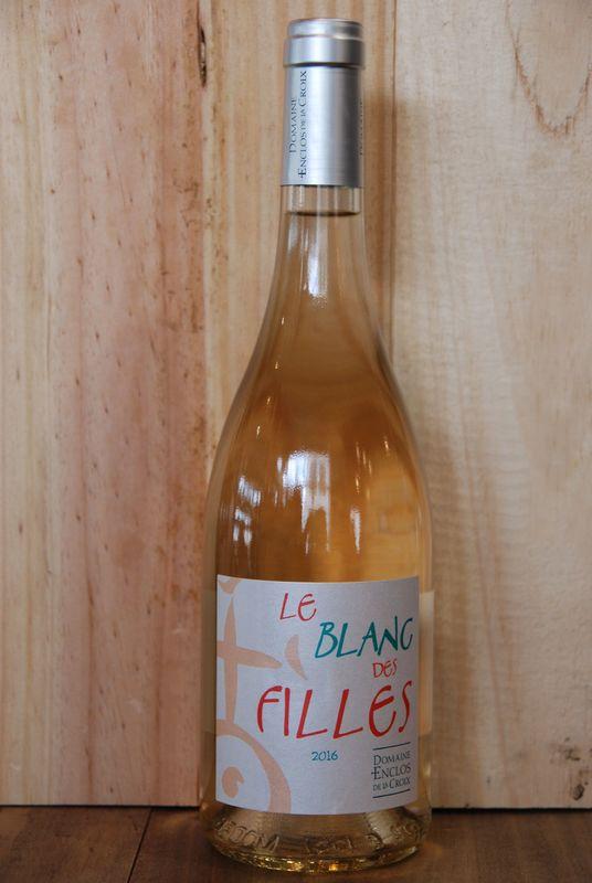 Blanc de Filles, Languedoc