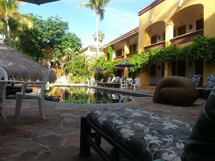 Tropicana Inn Hotel Boutique & Restaurant