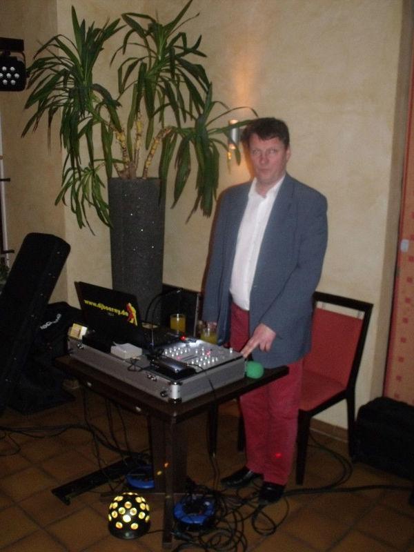 Beispiel: DJ Börny, Foto: DJ Börny.