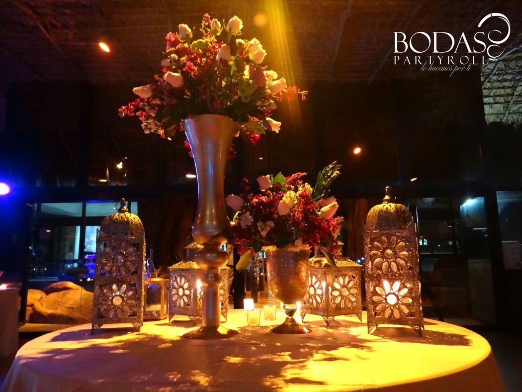 Party Roll Eventos