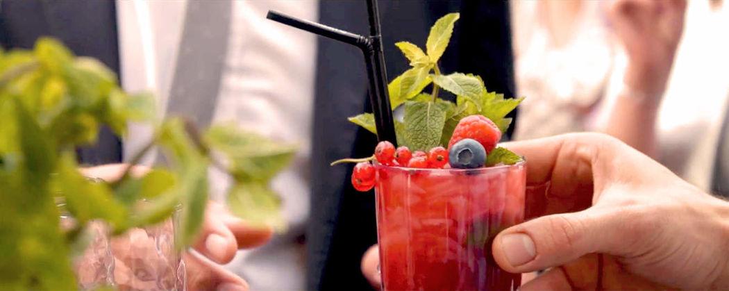 FIN PALLET Bar à cocktails événementiel