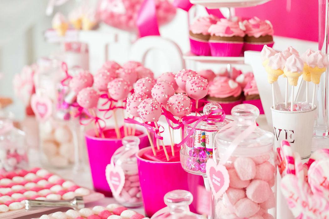 Beispiel: Verschiedene Candy-Styles, Foto: mycandybar.