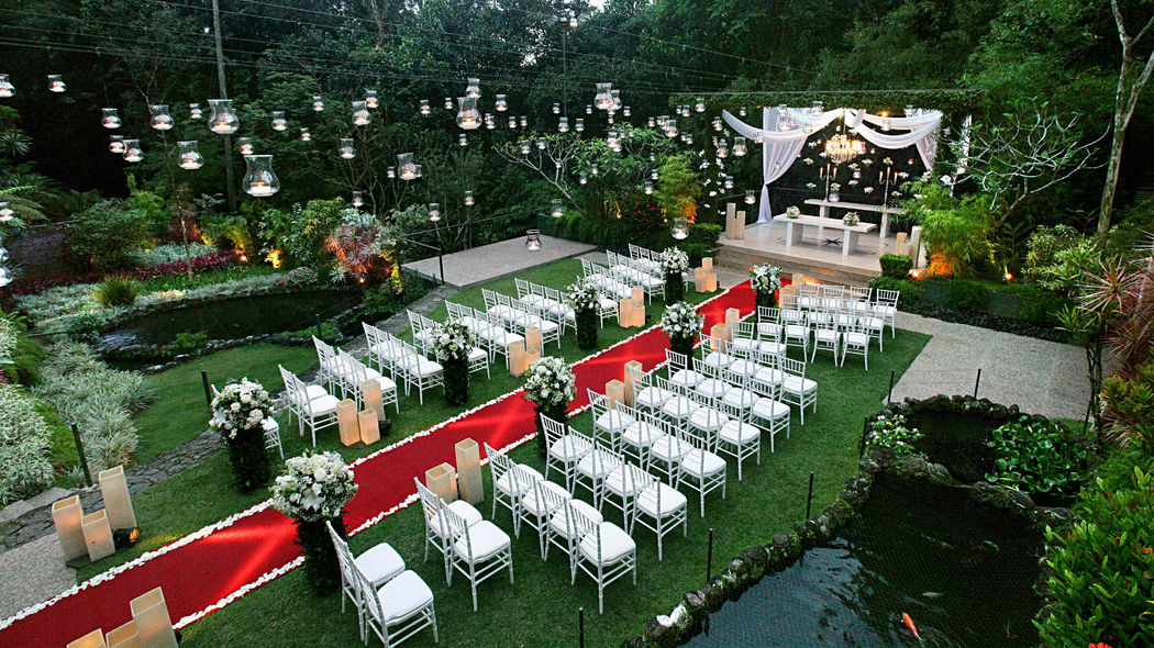 Jardim da cerimônia