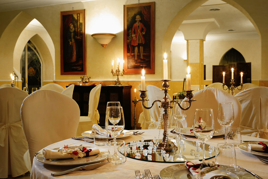 Antonio Perrone Banqueting Location