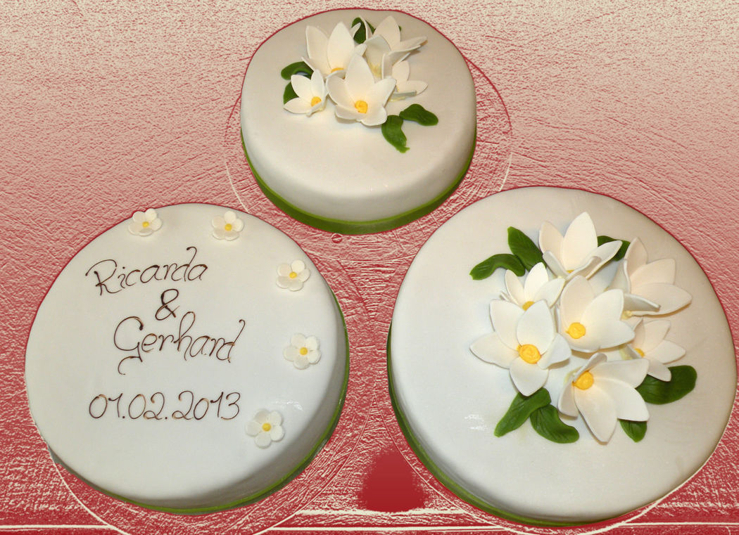 Beispiel: Tortenkunst, Foto: Hochl & Co.