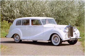 Otte Limousine en Trouwservice