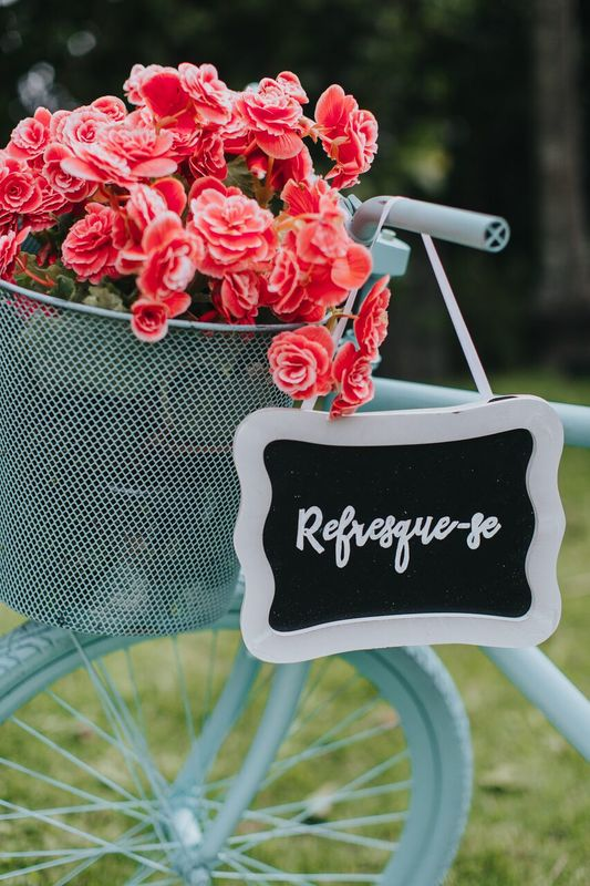 Decoração de casamentos Cris Flor   Foto por Frankie e Marília