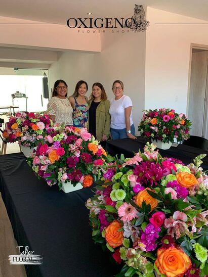Oxigeno Flower Shop