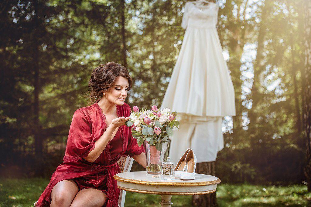 Невеста Ксения 26.07.2017