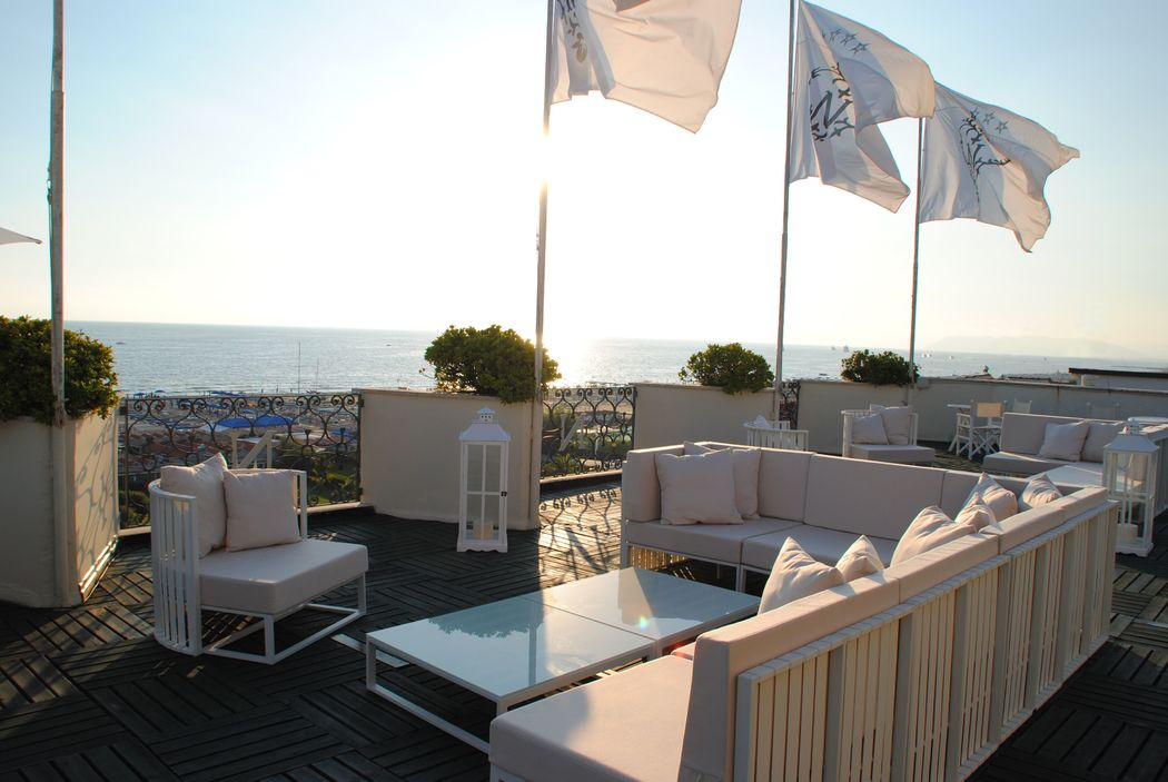 Hotel Il Negresco roof panoramico