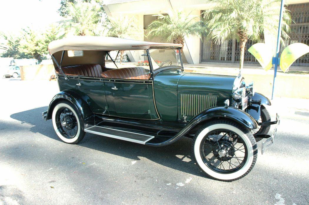 Luxo Antigo Veículos