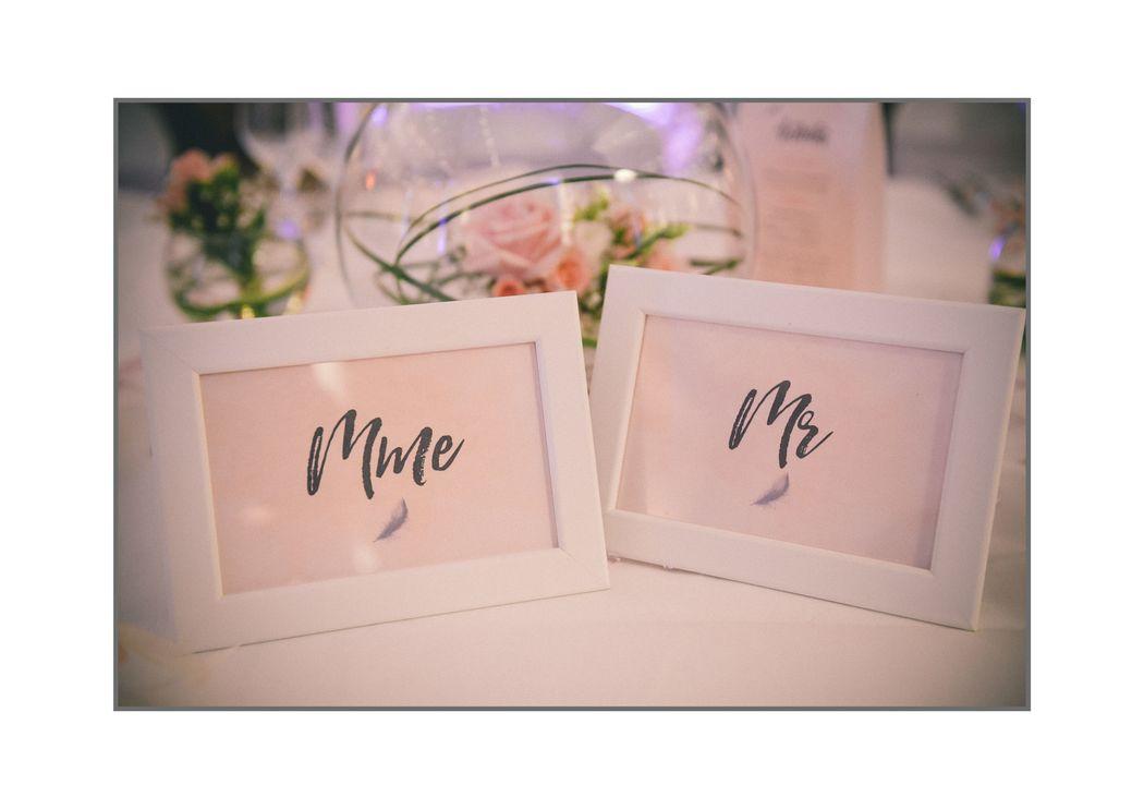 Monsieur & Madame