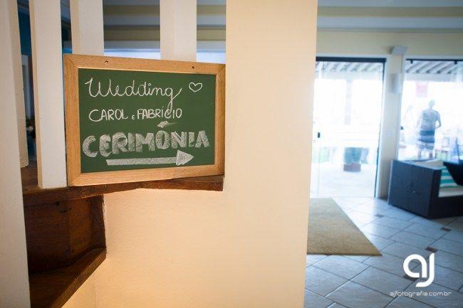 {Casamento Carol e Fabrício} Fotografia: Adriano José