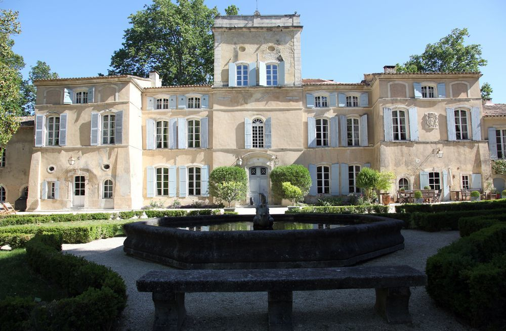Chateau des Barrenques, Lamotte du Rhone